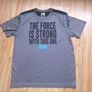Star Wars Exercise Shirt